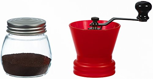 grosche manual ceramic burr coffee grinder review