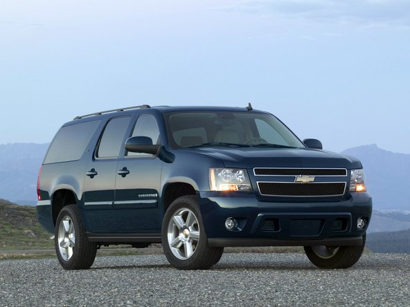 2009 chevy suburban ltz owners manual