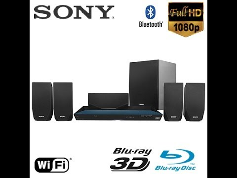 sony blu ray home theater system manual