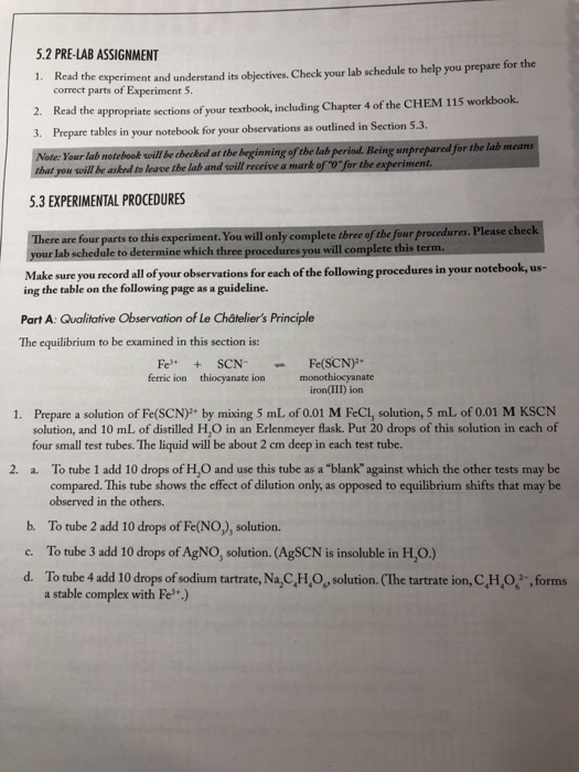 experiments in general chemistry lab manual answers