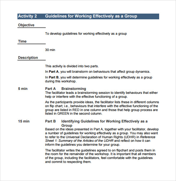 security guard training manual free download