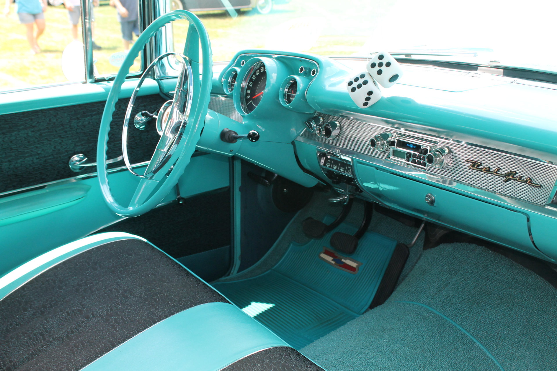 classic cars with manual transmission