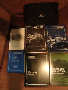 2011 ford f150 owners manual