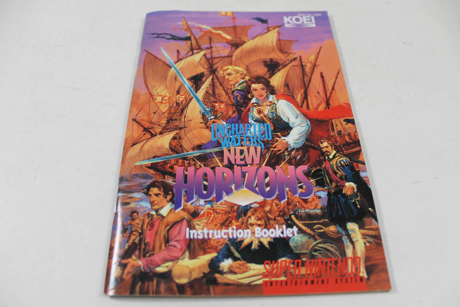 uncharted waters new horizons manual
