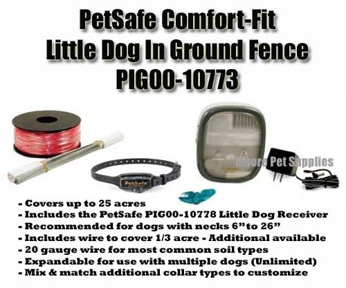 petsafe in ground fence manual