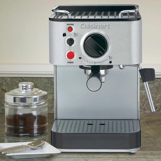 cuisinart automatic grind and brew manual