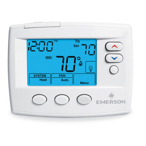 proselect non programmable thermostat manual