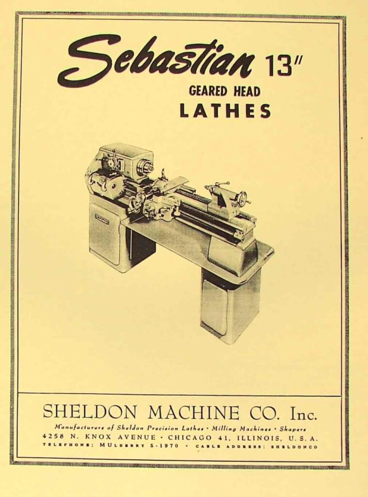what is a manual lathe